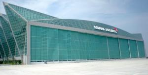 The most advanced hangar door systems in the world