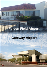 Mesa, AZ Airport Sites for Development and Lease