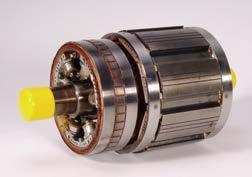 Rewind/Repair of Aircraft Electrical Components