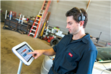 Voice Technology for MRO Inspection