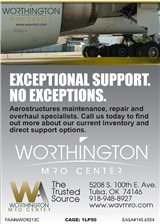 Worthington MRO Center