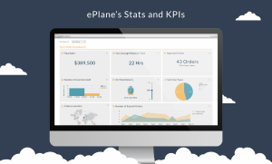 ePlane's Stats and KPIs