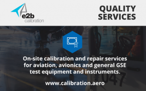 Aviation Calibration, GSE Maintenance & Asset Management