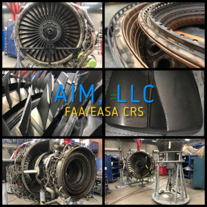 AIM FAA/EASA Part 145 CRS