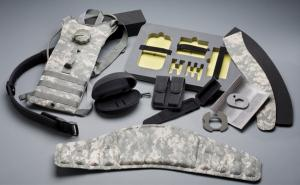 Case & inserts, tool control kits, and uniform gear for A&D.