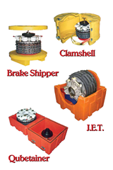 BTA Aircraft Brake Containers