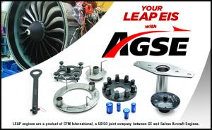 AGSE - Your GE & CFM Authorized GSE Supplier for GEnx, GE90, CF6, CMF56 and LEAP Tooling