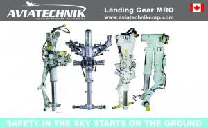 World's Leading Landing Gear MRO!
