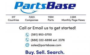 PartsBase Launches Web Service Platform