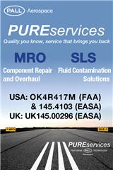 Full Capability Component MRO Service Provider