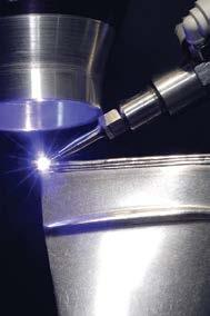TURBINE PARTS REPAIRS, COATINGS & ROBOTIC WELDING
