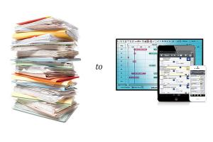 Simple Mobile Paperless