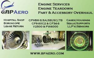 BP Aero Engines, Components & Accessories