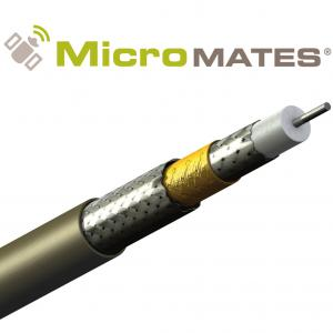 MicroMATES: Low Loss High Frequency Cables