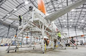 Semmco aviation access platforms