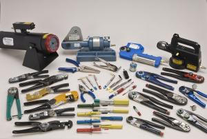 Astro Tool Corporation manufactures connector assembly and repair tooling, including crimp tools, insertion/removal, wire strippers and connector service kits.