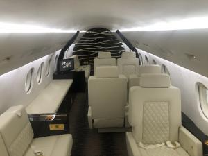 Capital Aviation Interior Design