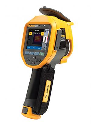 The Ti450 Pro Infrared Camera from industrial testing specialist Fluke can be used to find problems such as mechanical friction, moisture intrusion, carbon-fiber delamination and electrical and airflow issues.