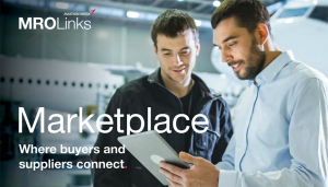 Aviation Week Marketplace is the marketplace where MRO buyers and suppliers connect.