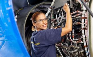 Lufthansa Technik Aircraft Maintenance