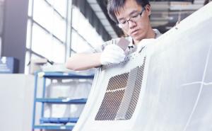 Lufthansa Technik Composite Repairs