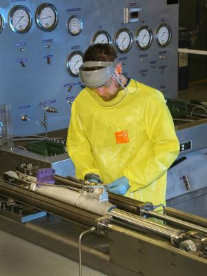Bombardier MRO Hydraulic Repair Service
