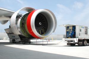 EcoPower® Engine Wash system