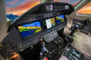 Elliott Aviation G5000 System Installation