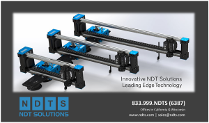 NDT Solutions Automated Ultrasonic and Eddy Current Solutions
