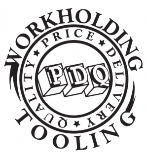 PDQ Workholding logo