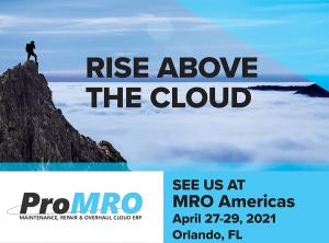 ProMRO Cloud ERP