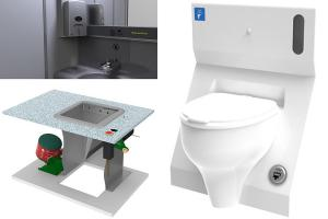 HAECO Handsfree Lavatory Products