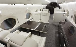 Duncan Aviation Gulfstream GV-SP Transformation