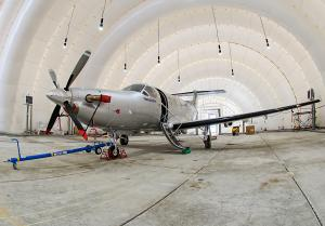 Aviatech Inflatable Hangars