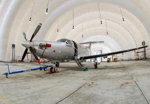Aviatech Inflatable Hangars