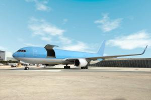 IAI Passenger to Cargo Conversion – 767-200/ -300BDSF