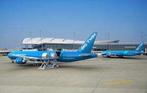 IAI BEDEK Passenger to Cargo Conversion – The Big Twin B-777-300 ESRF