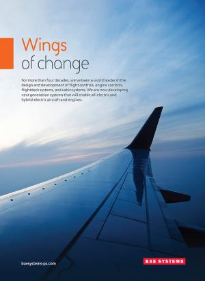 BAE Systems Wings of Change