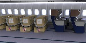 HAECO Cabin Interior Cargo Solutions