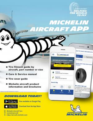 Michelin Aircraft App