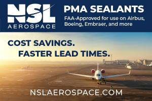 NSL Aerospace PMA Sealants