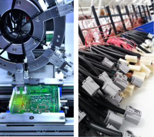 Electronic And Electromechanical Component Distribution and Contract Manufacturing
