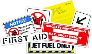 Airmark Corp Labels