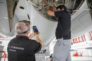 DC Aviation Aircraft Maintenance
