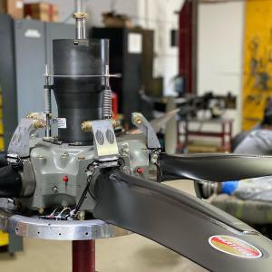 Aviation Propellers Extensive Repair Capabilities