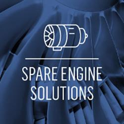 Pratt & Whitney Spare Engine Solutions
