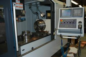Guill CNC Turning Center