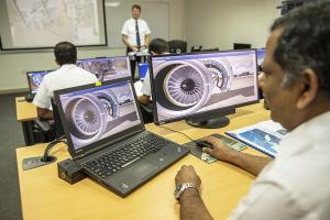 Etihad Airways Technical Training Virtual Widebody Classrooms