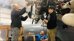 Viper Transitions Aircraft Maintenance Workforce Program