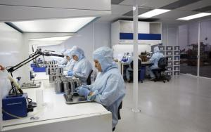 Next Point Bearing Clean Room Services